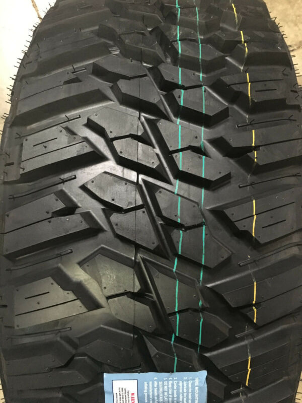 4 New 33x12 50r20 Kanati Mud Hog M T Mud Tires Mt 33 12 50 20 R20 10