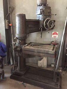 Radial arm drill Lambton Newcastle Area Preview
