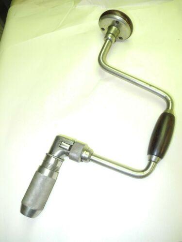 """VINTAGE """"PEXTO"""" BRACE 12"""" SWING, MADE IN USA NICE CONDITION, SMOOTH RUNNNG,CLEAN"""