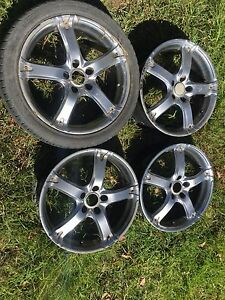 "18"" alloy rims East Maitland Maitland Area Preview"