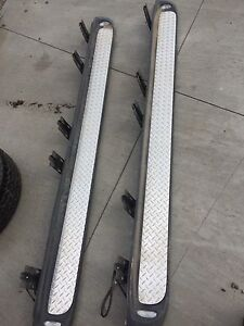 Ford superduty running boards