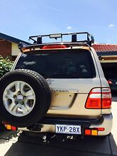 2004 Land Cruiser Kakadu 100 Series for sale Dunlop Belconnen Area Preview