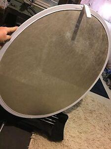 Light reflector disc
