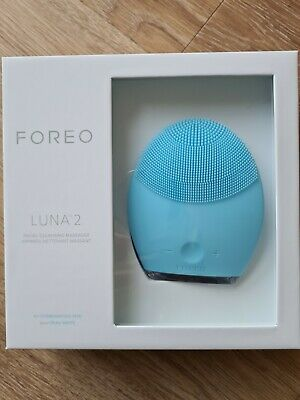 FOREO LUNA 2 Facial Cleansing Brush & Anti-Ageing Device For Combination Skin