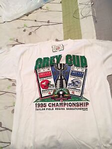 New! 1995 Grey Cup T-Shirt
