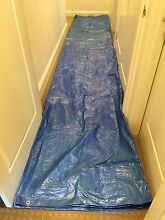 Tarpaulin x 3 sets used once to lay over carpet Lindfield Ku-ring-gai Area Preview