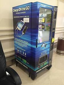 Charge on the go vending machine Mindarie Wanneroo Area Preview
