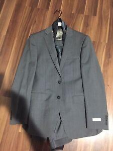 Calvin Klein x slim suit