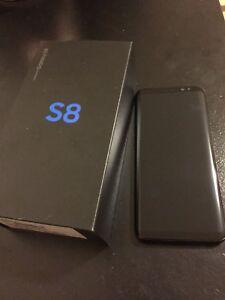Virgin Samsung Galaxy S8