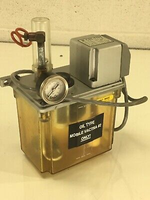 Chen Ying Automatic Lubricator Ces-type 60 Min 4w 110 V 3-6cc Adjust 1997