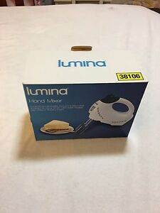Lumina Mixer. New. Never used. Calamvale Brisbane South West Preview