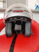 Open faced helmet Karalee Ipswich City Preview