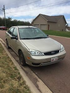 2006 Ford Focus LOW KM