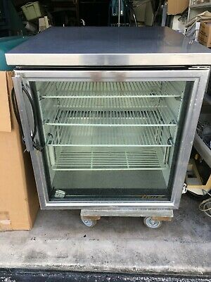 True Undercounter Refrigerator Tuc-27g Glass Front 6.5 Cu Ft.