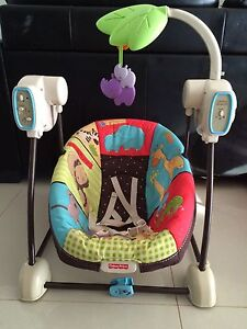 Fisher Price Baby Swing Medowie Port Stephens Area Preview