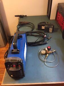 200 amp tig/stick welder