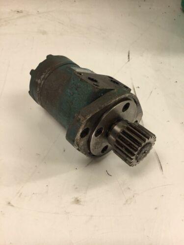 Sumitomo Eaton Hydraulic Orbit Motor, H-100BA2FM-G, Used, WARRANTY