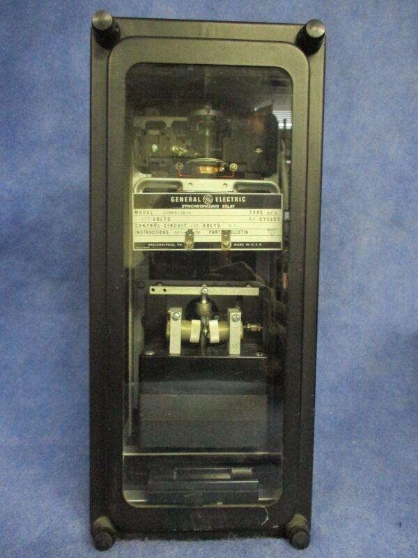 General Electric Synchronizing Relay 12GXS11B1A 115V 1 Year Warranty