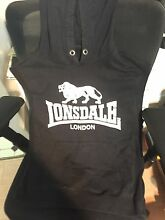 Lonsdale sleeveless hoodie Lidcombe Auburn Area Preview
