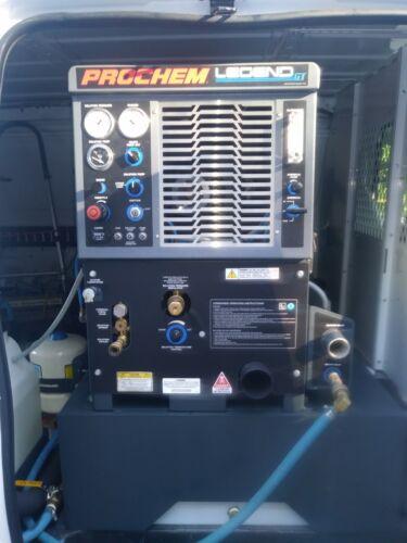 Prochem Legend GT Carpet Cleaning Truckmount Machine