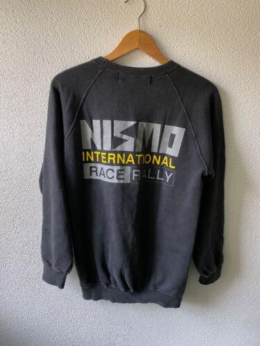 Nismo Old Logo Sweater Rare M Jacket Vintage S13 Silvia Skyline R33 400R GTR R32
