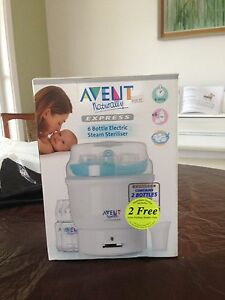Avent electric steriliser. Taperoo Port Adelaide Area Preview