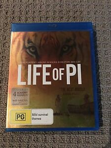 Life of Pi BluRay The Junction Newcastle Area Preview