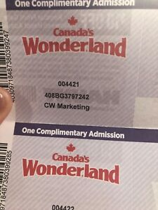 Wonderland tickets