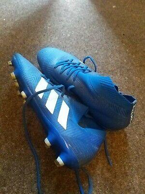 Adidas Nemesis 18.3 Football Boots Size 8