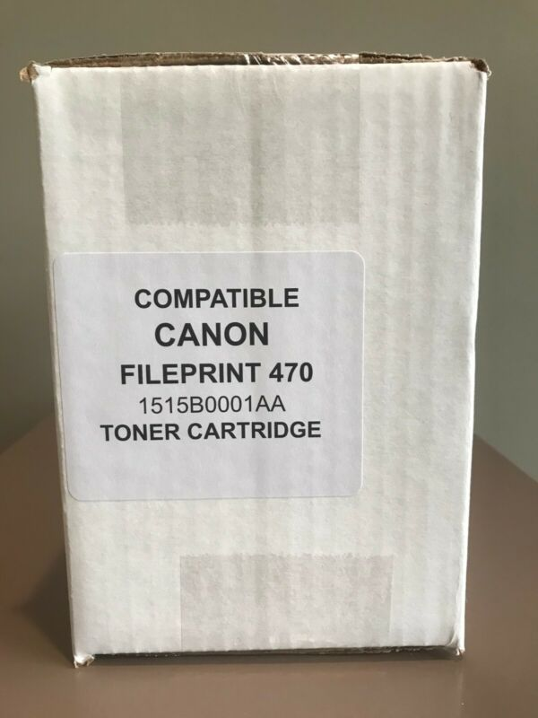 CANON FILEPRINT 470 (1515B0001AA) TONER CARTRIDGE