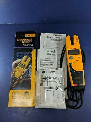 Brand New Fluke T5-1000 Electrical Tester Original Box See Details