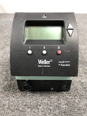 Weller Wd 1m Power Unit Soldering Station Power Supply Tested Working