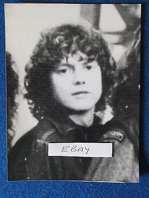 "Original Press Library Photo - 8""x6"" - Rick Allen - Def Leppard - 1985"