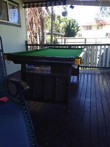 Slate pool table Brassall Ipswich City Preview