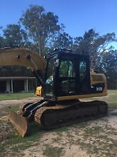 312 D Cat excavator Kingston Logan Area Preview