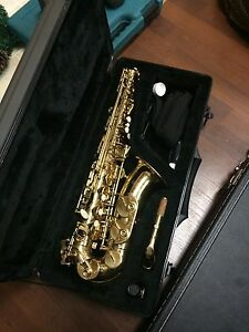 Saxophone roy benson as-101