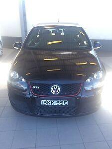 Volkswagen Golf GTI sports black turbo hatchback 2008 Wakeley Fairfield Area Preview