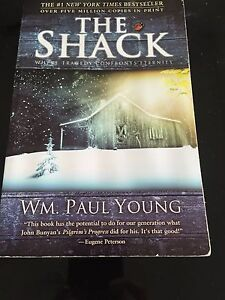 The shack - #1 New York Times best seller Wilson Canning Area Preview