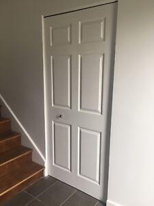 6-Panel Closet Door 2x