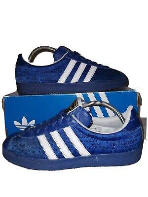 Adidas Munich 72 Pictogram Trainers Size 8 (deadstock, Vintage Retro)