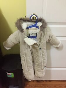 12 month Koskie Snowsuit