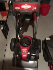 13.5 amp 18'' electric snow thrower