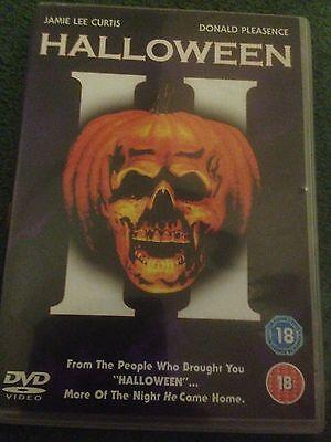 HALLOWEEN II 2 DVD OOP RARE HORROR CLASSIC JOHN CARPENTER (Halloween Ii Carpenter)