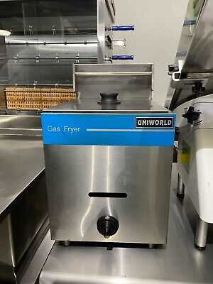 Uniworld Gas Fryer