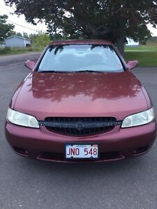 2001 Nissan Altima fully loaded