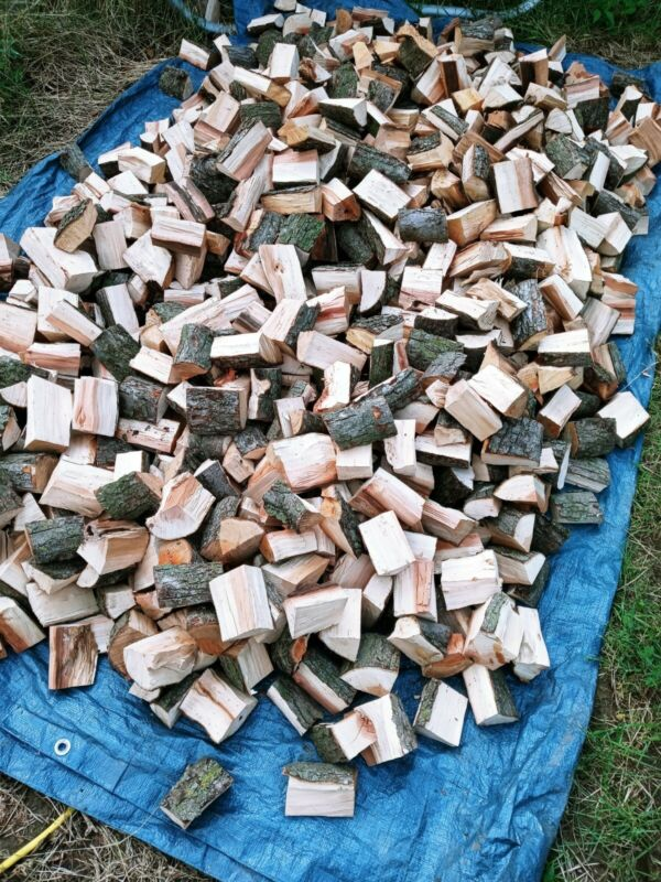 Pear Wood Chunks for Smoking BBQ Grilling Cooking Smoker 11x8x5 box of wood