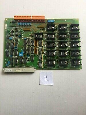 Keba E-16-digout Plus D1456e-2 Board For Engel Machine
