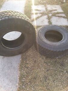 Toyo open country 33x12.50 R 15