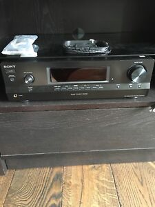 Sony Channel Stereo Receiver brand new