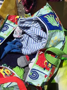3+ month old sizes for baby boy clothes